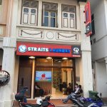 Straits Laundry New Store in Downtown Singapore