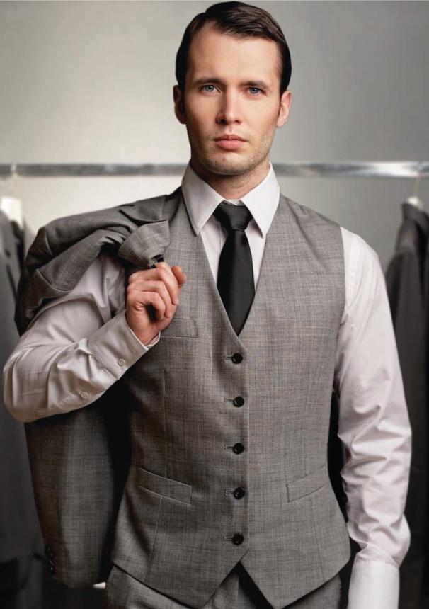 Men with Suit