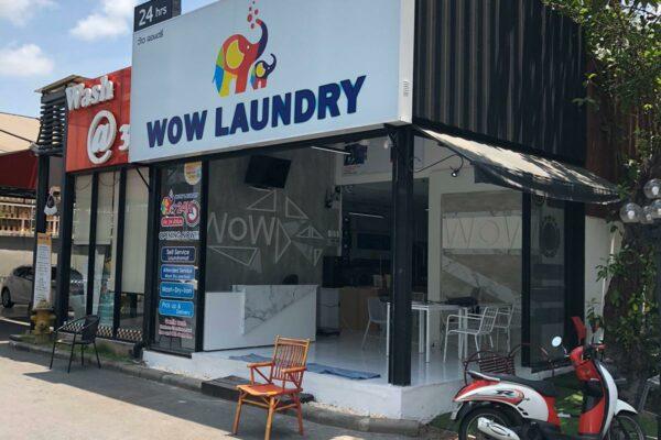 Wow laundry Bangkok Store 1