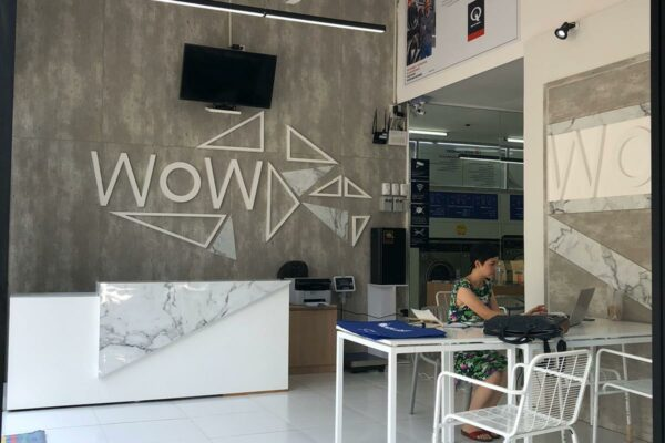 Wow laundry Thailand store 3