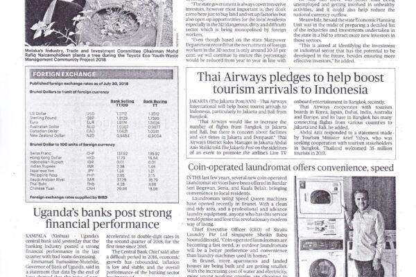 Brunei-PRESS RELEASE IN BB -1