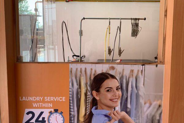 Laundry Service 24 HRS