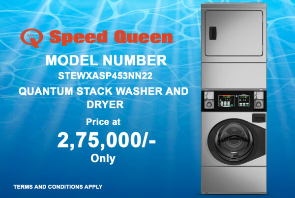 Quantum Stack Washer and Dryer