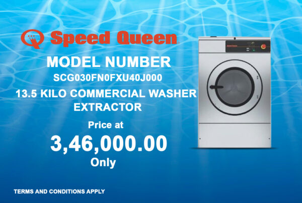 13.5 Kilo Commercial Washer Extractor