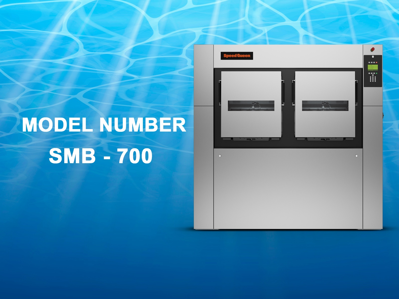 BARRIER WASHER SMB - 700